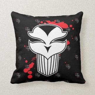 Grinning Skull Pillow
