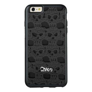Grinning Skulls OtterBox iPhone 6/6s Plus Case