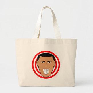 GrinningObama Tote Bag