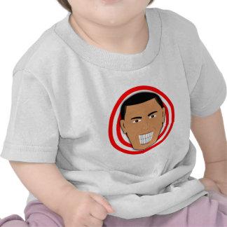 GrinningObama Camisetas