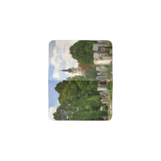 Grinzinger Friedhof, Wien Österreich Business Card Holder