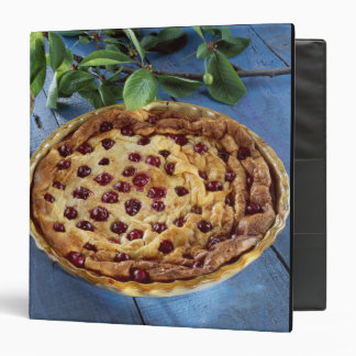 Griotte cherry clafoutis For use in USA Binder