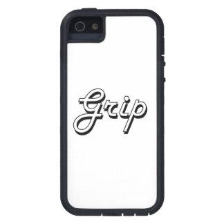Grip Classic Job Design Case For iPhone 5