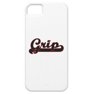 Grip Classic Job Design iPhone 5 Cover