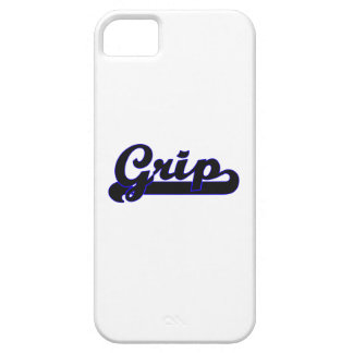 Grip Classic Job Design iPhone 5 Covers