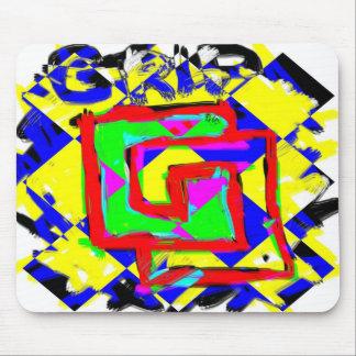 GRIP differ mousepad