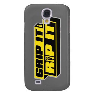 Grip It and Rip It Galaxy S4 Covers