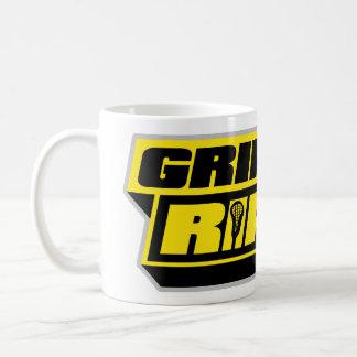 Grip It and Rip It Classic White Coffee Mug