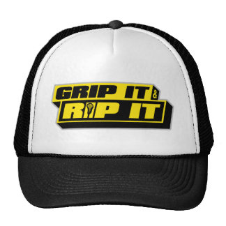Grip It and Rip It Hat