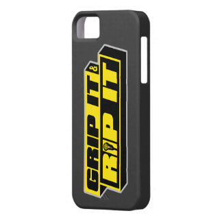 Grip It and Rip It iphone 5 case