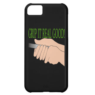 Grip It Real Good iPhone 5C Cover
