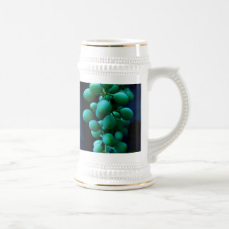 grip on grapes beer stein