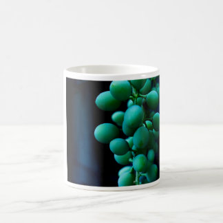 grip on grapes coffee mug
