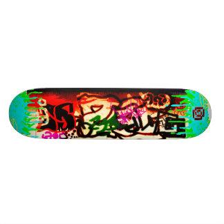 GRIP paint storm Skateboard Deck