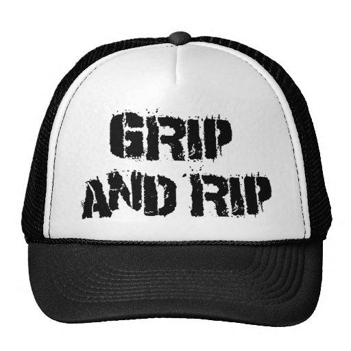 Grip & Rip Armwrestling Trucker Hat