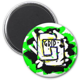GRIP scratch magnet