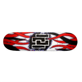 GRIP Snakes Custom Skate Board