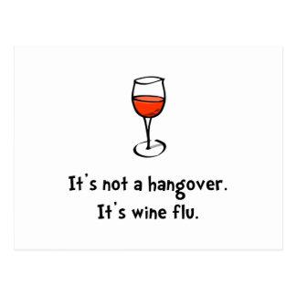Gripe del vino postal