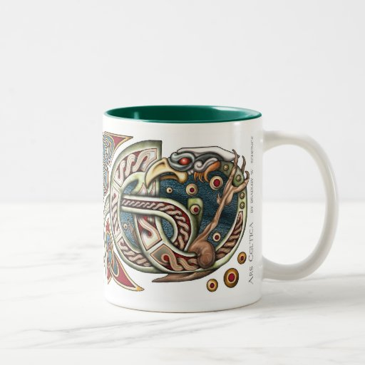 Gripping Gryphons Mug