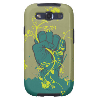 gripping nature hand vector design samsung galaxy SIII covers
