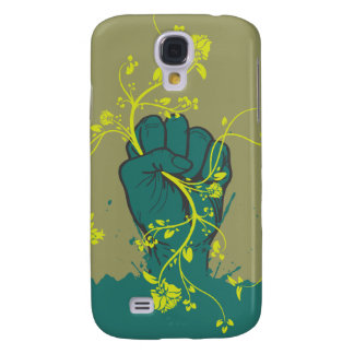 gripping nature hand vector design samsung galaxy s4 covers