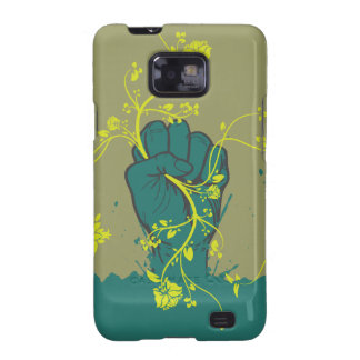 gripping nature hand vector design samsung galaxy s2 covers