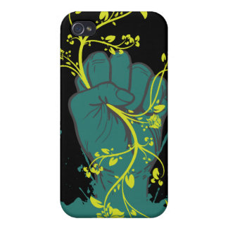 gripping nature vector iPhone 4 cases