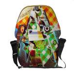 Gris Art - Messenger Bag