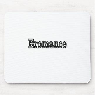 Gris de Bromance Alfombrilla De Ratón