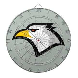 Gris de ceniza Eagle calvo