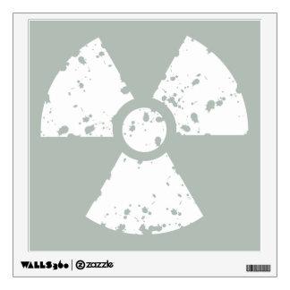 Gris de ceniza radiactivo vinilo