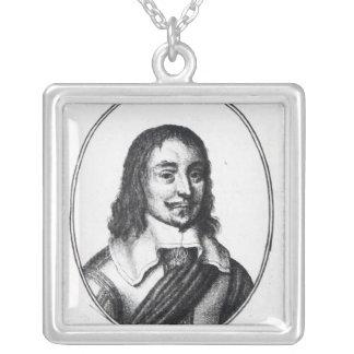 Gris de Henry, 1r conde Stamford Colgante Cuadrado