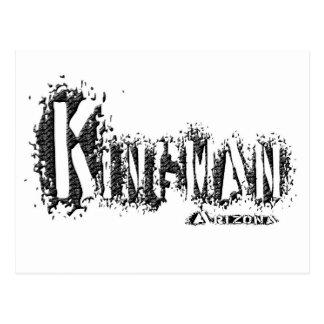 Gris de Kingman Arizona Postal