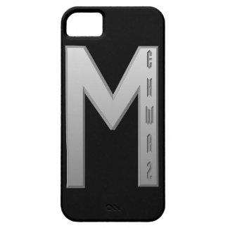 Gris de la runa de Ehwaz Funda Para iPhone SE/5/5s