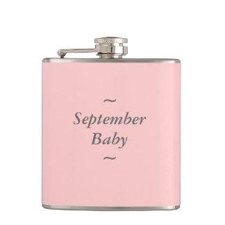 """GRIS del bebé de la MODA FLASK_ """" septiembre"""" EN"""
