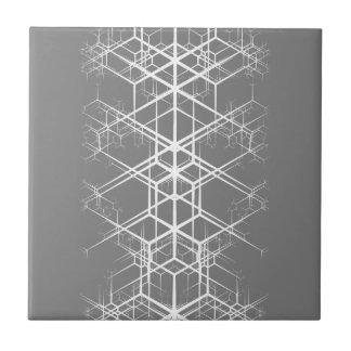 gris del katagami n11 azulejo cuadrado pequeño