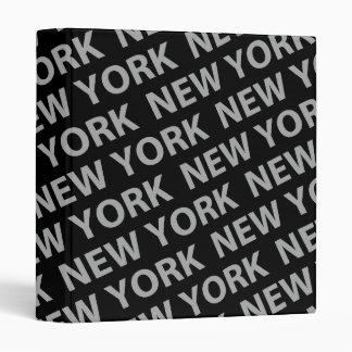 Gris del modelo de Nueva York