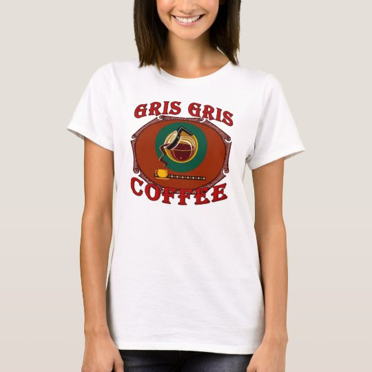 Gris Gris Coffee T-Shirt