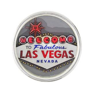Gris plateados de la muestra de Las Vegas Insignia