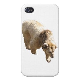 Grisáceo iPhone 4 Funda