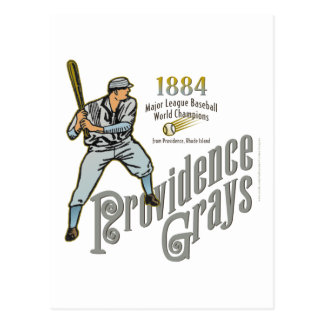 Grises de Providence de Rhode Island Postales
