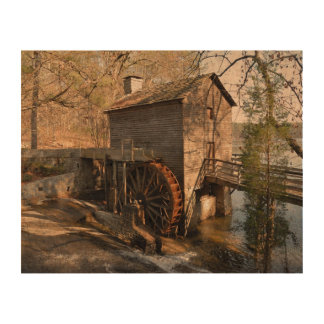 Grist Mill at Stone Mountain, Georgia Cork Paper