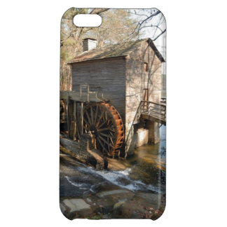 Grist Mill at Stone Mountian Georiga iPhone 5C Covers