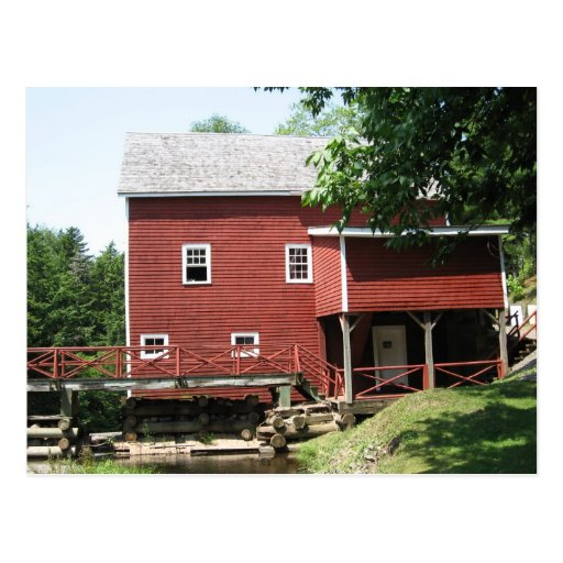 GRIST MILL POST CARDS