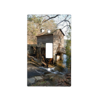 Grist MIll Stone Mountain Georgia Light Switch Cover