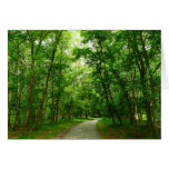 Grist Mill Trail II Patapsco State Park Maryland Card