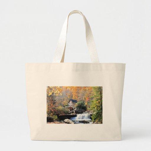 Grist Mills Falls Tote Bag