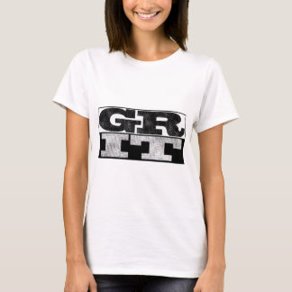 GRIT T-Shirt Type Word