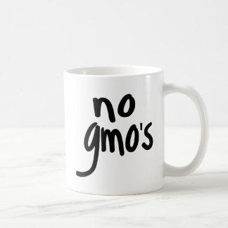 Grita ningún GMO protege nuestra comida Taza