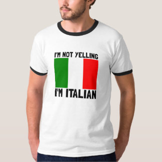 Griterío de italiano playera